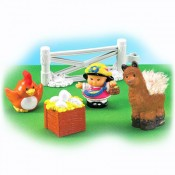 FISHER PRICE K0727 Little People Malá farma se zvířátky (Obr. 0)