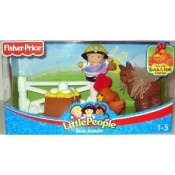 FISHER PRICE K0727 Little People Malá farma se zvířátky (Obr. 1)