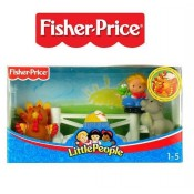 FISHER PRICE K0727 Little People Malá farma se zvířátky (Obr. 3)