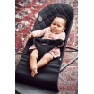 BABYBJÖRN Lehátko Bouncer BLISS Cotton - Black (Obr. 1)