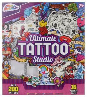 zavěsit tetování