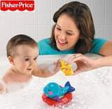 Fisher-Price M4048 Delfínek do vody, 6m+