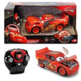 DICKIE RC Cars 3 Blesk McQueen Crazy Crash 1:24, 2kanál