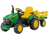 PEG PÉREGO John Deere Ground Force s vlekem 12V