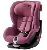 BRITAX RÖMER King II Black 2020 Autosedačka 9-18kg - Wine Rose