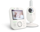 AVENT PHILIPS SCD630 Baby digital video chůvička s monitorem