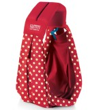 VAKY, KROSNY WE MADE ME Nosič Soohu Sling Polka Red Special Edition